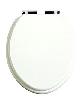 Heritage Soft Close Thermoset Plastic WC Seat - AWG101S