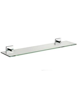 Chester Flexi-Fix Glass Shelf 590mm - QM441441