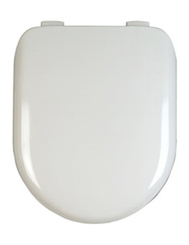 Twyford Entice Toilet Seat And Cover 9 Inch - EN7870WH