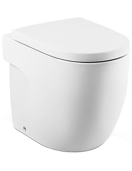 Meridian-N Back To Wall WC Pan 520mm - 347247000
