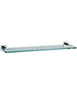 Zeya 500mm Glass Shelf - ZE001C