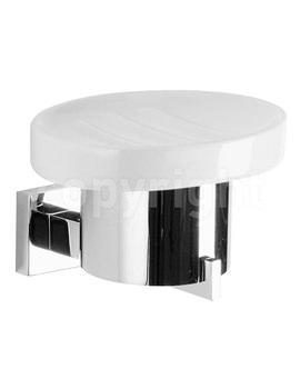 Zeya Ceramic Soap Holder - ZE005C