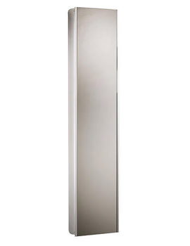 Ascension Reference Tall Mirror Door Wall Cabinet 315mm - AS315AL