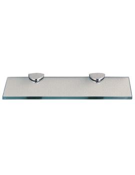 Classic Clear Glass Shelf 300mm - 291020