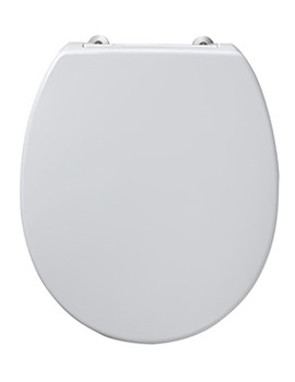 Contour Standard Seat And Cover White - S405801