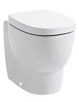 Mimo Floorstanding Back To Wall WC Pan 500mm