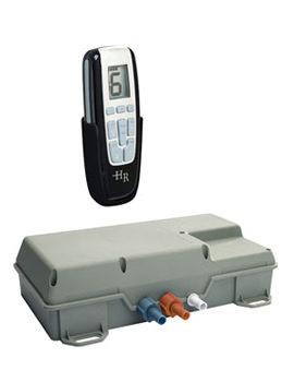 Remote Digital Shower Box - Low Pressure - AX323