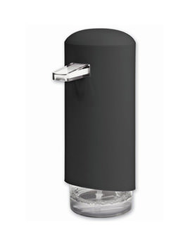 Croydex Black Foam Soap Dispenser - PA661221