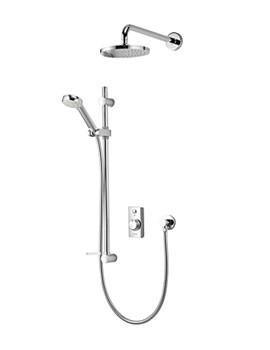 Visage Digital Divert Concealed Shower With Fixed Head - Gravity