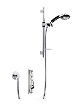Aqualisa Axis Pumped Digital BIV Shower With Adjustable Head - AXDC2A
