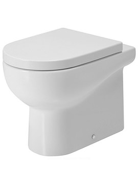 Nuvola Floor Standing Back-To-Wall WC Pan 550mm Projection