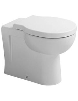 Related Duravit Bathroom Foster Floor Standing 360 x 570mm Toilet - 0177090000