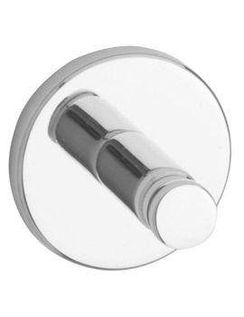 Red Dot Luup Chrome Towel Hook