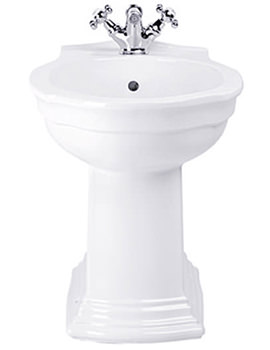 Westminster Bidet With 1 Tap Hole - WM1BI11030