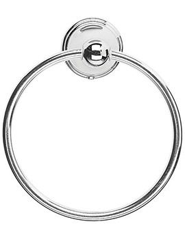 Westminster Round Ring for Towels - QM201541