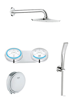 F-Digital Bath And Shower Shower Solution Pack 3