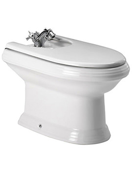 New Classical Floor Standing Bidet With Cover 705mm - 357490000