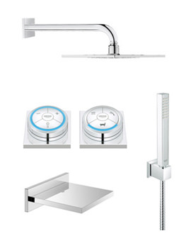 F-Digital Bath And Shower Solution Pack 2