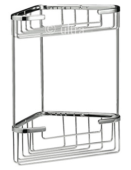 Large 2 Tier Corner Basket - LL308