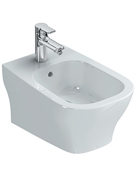 SoftMood Wall Hung Bidet - T519301