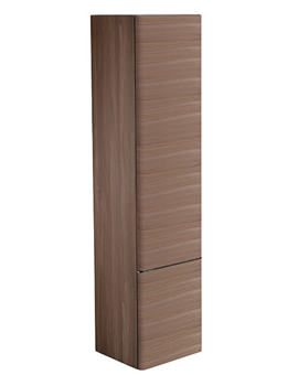 Softmood Wall Hung Tall Cabinet