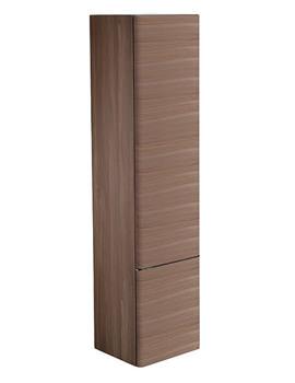 Softmood Wall Hung Tall Cabinet