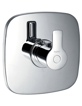 Urban Concealed Thermostatic Shower Valve With Dual Outlet LP