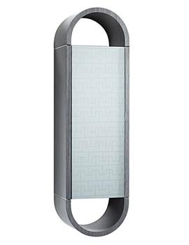 Roca Veranda Curved Column Wall Hung Unit White Glass - 856195619