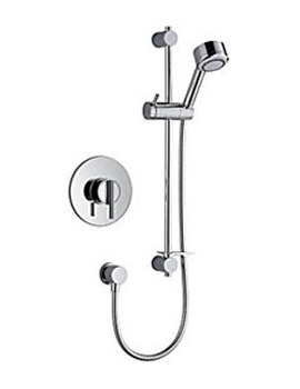 Mira Silver Built In Valve Thermostatic Mixer Shower - 1.1628.002