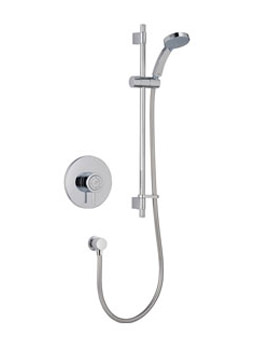 Element BIV Built-In Valve Thermostatic Shower Mixer Chrome