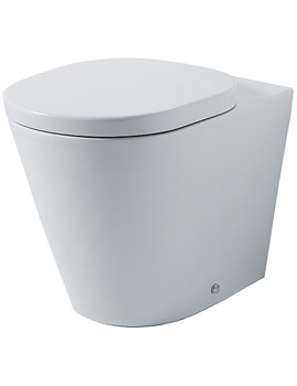 Ideal Standard Tonic Back-To-Wall WC Pan 550mm - K311001