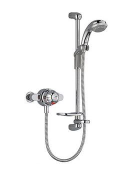 Combiforce 415 Exposed Valve Mixer Shower Chrome - 1.1542.001