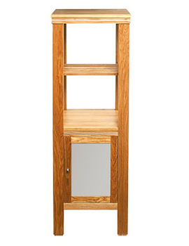 Cuda Tall Unit Natural Oak - XWCG011020