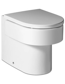 Happening Back-To-Wall WC Pan With Soft Close Seat - 347567000