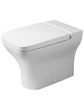 Related Puravida Floor Standing Toilet with Seat-Cover 575mm - 213209 - 006919