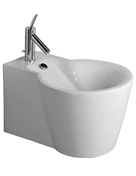 Starck 1 Wall Mounted Bidet 410 x 575mm - 0274150000