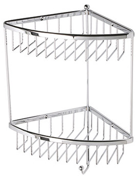 Madison Double Corner Basket 190mm Wide - WB50.02