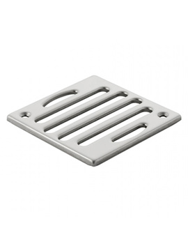 Stainless Steel Screwable Standard Grating - 154.300.00.1