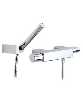 Touch Wall Mounted Thermostatic Shower Mixer With Kit - 5A1347C00