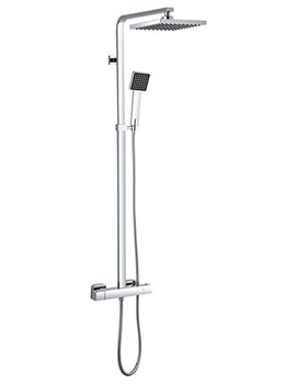 Copa Thermostatic Shower Valve With Kit - COP066