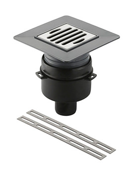 Floor Drain - Outlet With PVC - 361.621.00.1