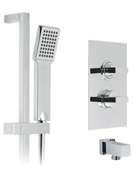 Vado Notion-V2 Concealed Thermostatic 1 Function Shower Set