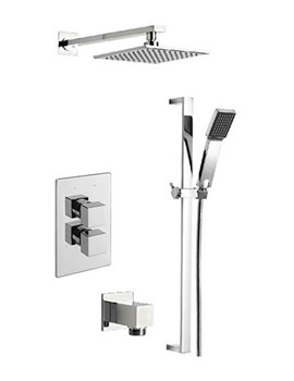 Turn Me On Thermostatic Valve With 2 Way Diverter And Set