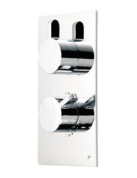 Insight Concealed Dual Control Shower Valve - SV9904