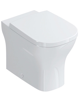 SoftMood Back-To-Wall WC With Seat And Cover 560mm