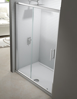 Merlyn 6 Series Framed Sliding Shower Door 1200mm - M68241