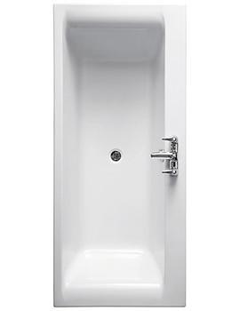 Alto 1700 x 750mm Idealform Plus Double Ended Bath No TH