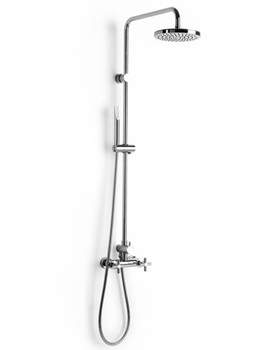 Loft Shower Mixer Column - 5A9743C00