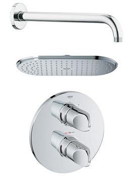 Grohe Spa Veris Plus Rainshower Shower Solution Pack 3 - 118322