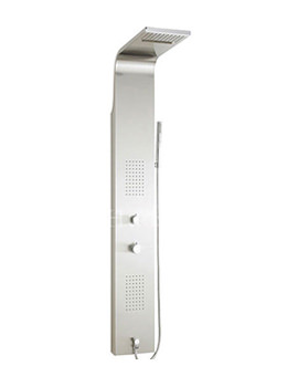 Dream Lava Thermostatic Shower Panel - AS315